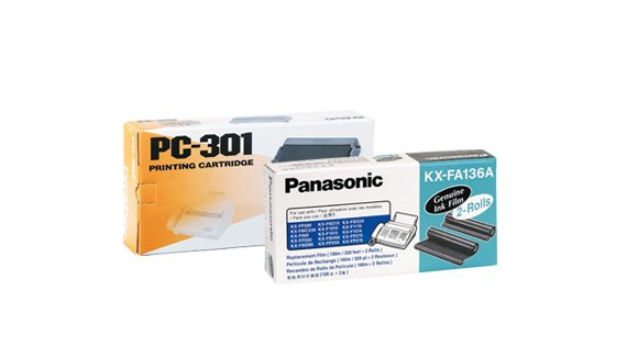 Fax and Copier Consumables
