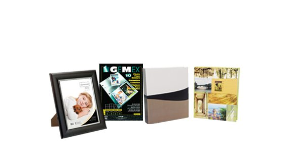 Albums et cadres photo
