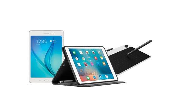 Tablettes et lecteurs numériques
