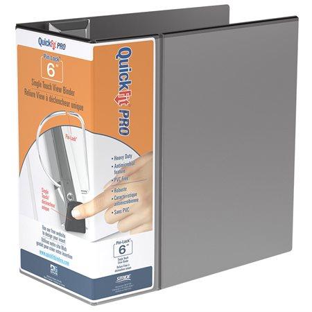 Reliure Single Touch de QuickFit PRO