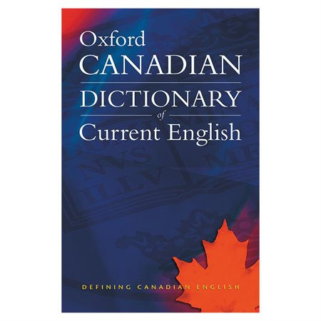 The Canadian Oxford English Dictionary