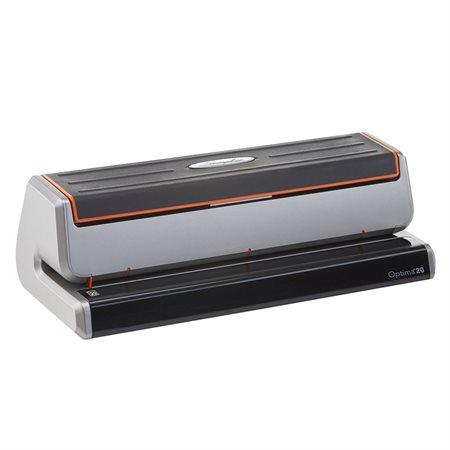 Perforateur électrique 3 trous Optima® 20