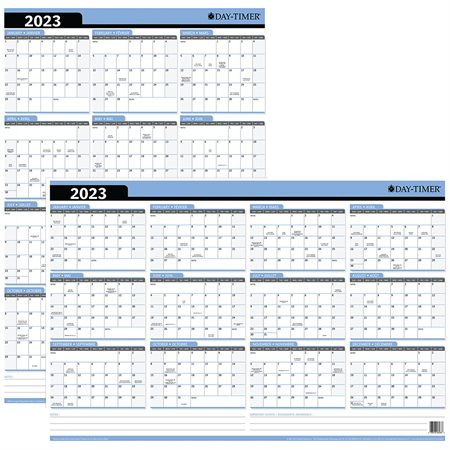 Reversible Wall Planner (2019)