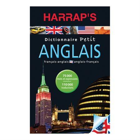 Dictionnaire bilingue Harrap's Petit dictionnaire