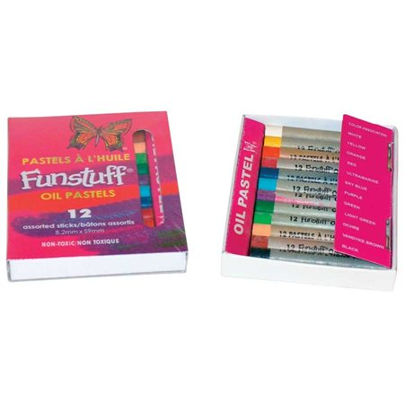 Funstuff® Oil Pastels