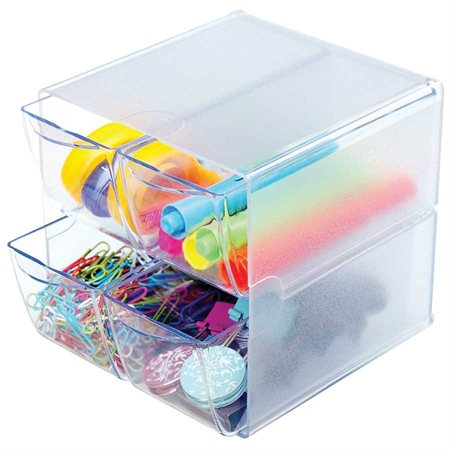 Stackable Cube Organizer