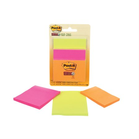 Blocs de feuillets super collants Post-it®