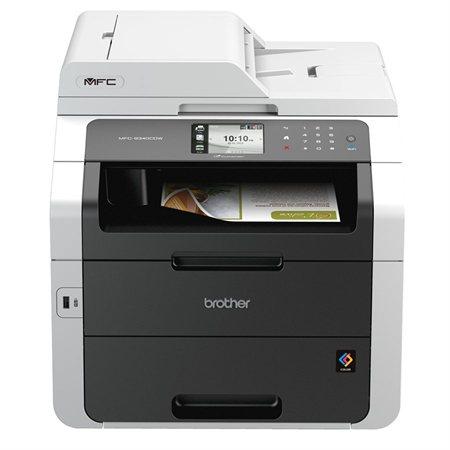 Imprimante multifonction laser couleur sans fil MFC-9340CDW