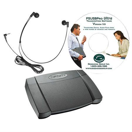 FSUSBPro Ultra Digital Transcription Kit