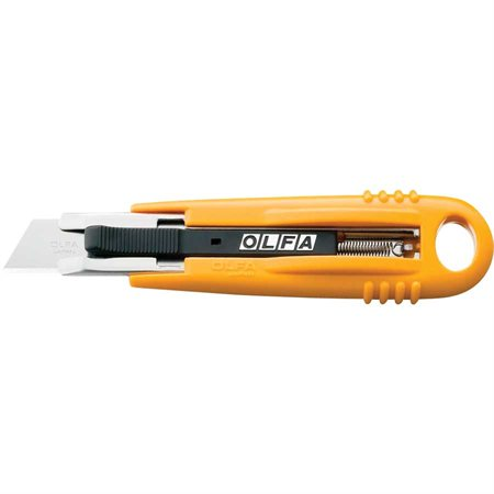 SK-4 Self-Retracting Safety Knife