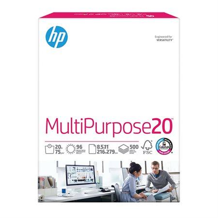 Papier à usages multiples Multipurpose
