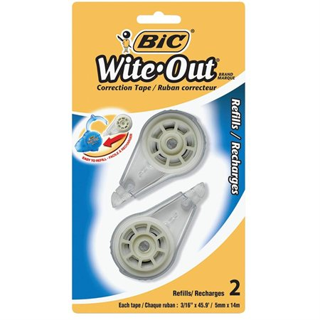 Wite-Out® EZ Refill Correction Tape