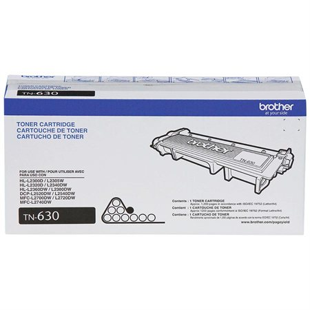 TN-630 Toner Cartridge