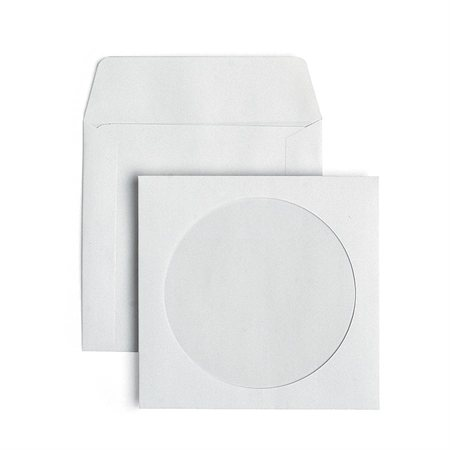 CD Window Envelopes