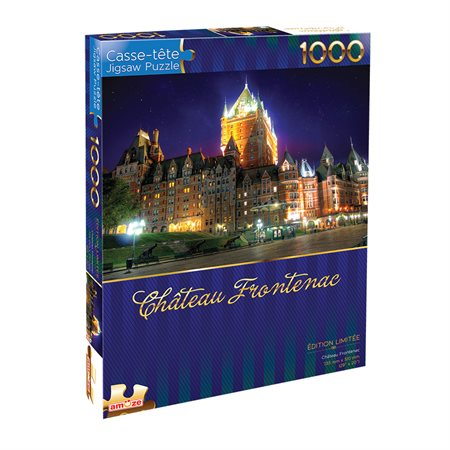 Château Frontenac Jigsaw Puzzle