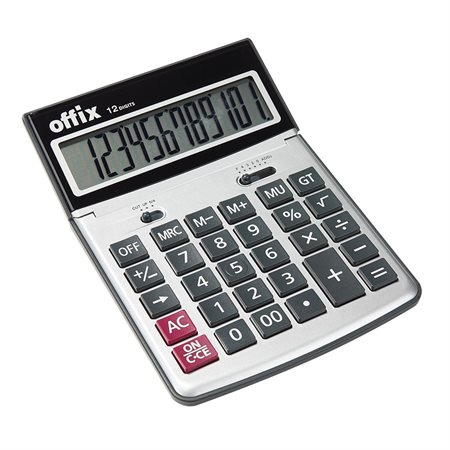 Calculatrice de bureau Offix® D28