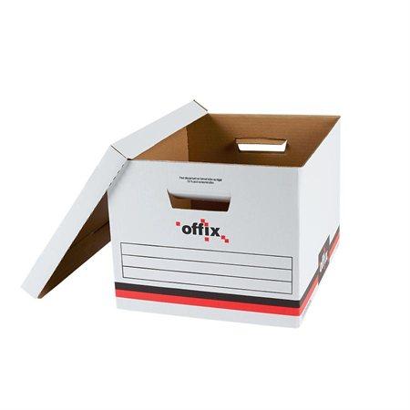 Boîte d'entreposage lettre / légal Offix®