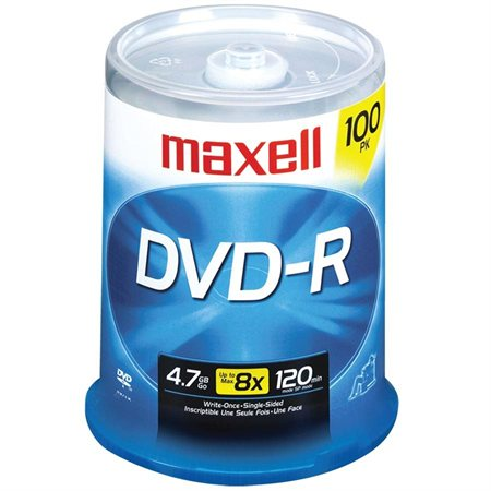 16x Writable DVD-R Disk