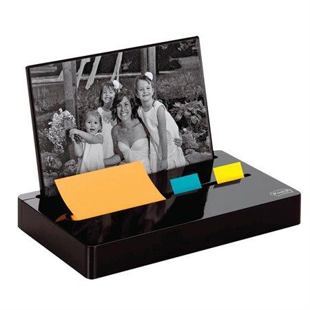 Distributeur de feuillets-éclairs et languettes avec cadre photo Post-it®