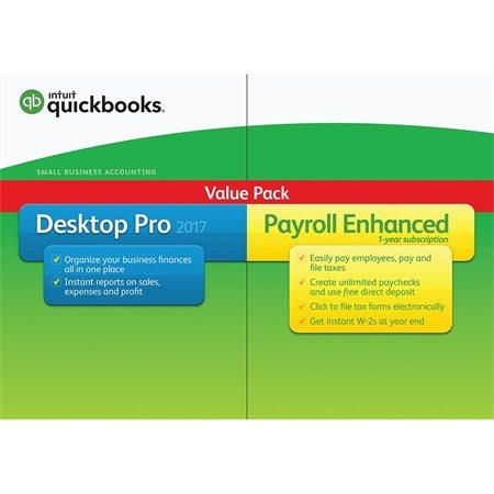 Logiciel de comptabilité QuickBooks 2018