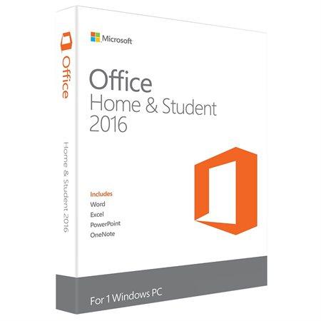 Office 2016 Famille et Étudiant