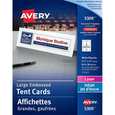 Tent Cards