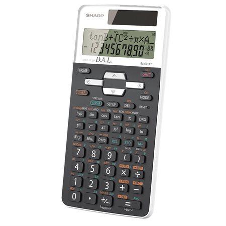 Calculatrice scientifique EL531XTBWH