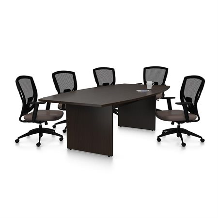 Ionic ML96BT Boatshaped Conference Table