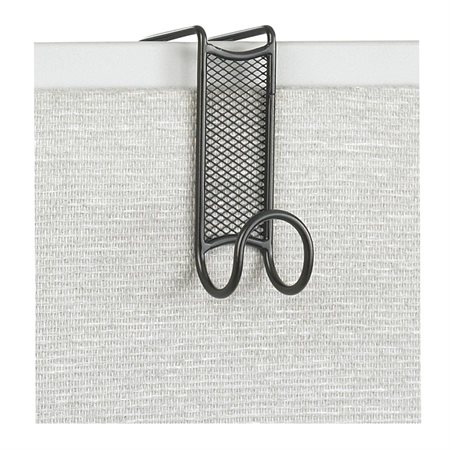 Crochet à manteau pour cloison Onyx™
