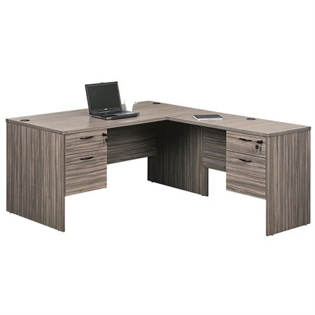 Lodi TYP32 L-Shaped Workstation