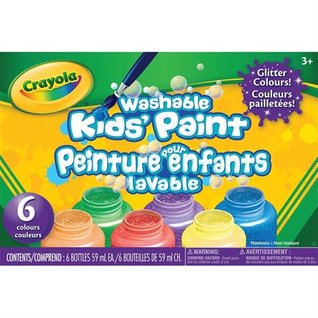Kids Washable Paint
