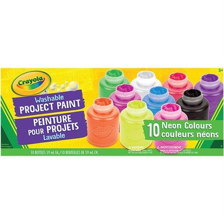 Peinture Enfants Lavable