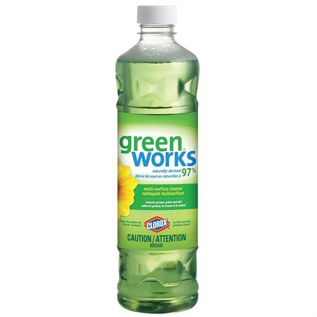 Green Works® Natural Multi-Surface Cleaner