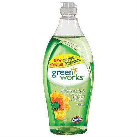 Green Works® Dishwashing Liquid