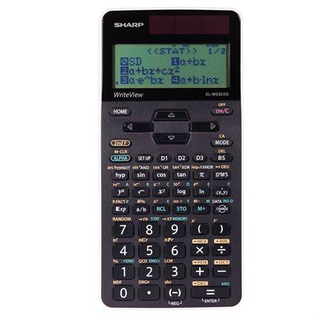 Calculatrice scientifique ELW535XG