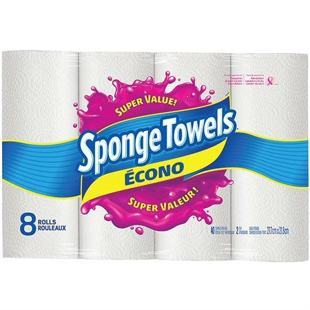 Essuie-tout Sponge Towel® Écono