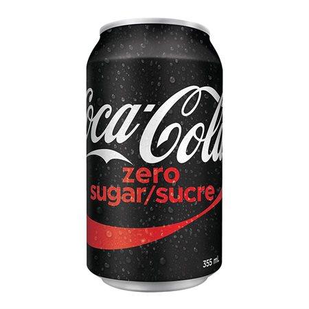 Boisson gazeuse Coke Zéro