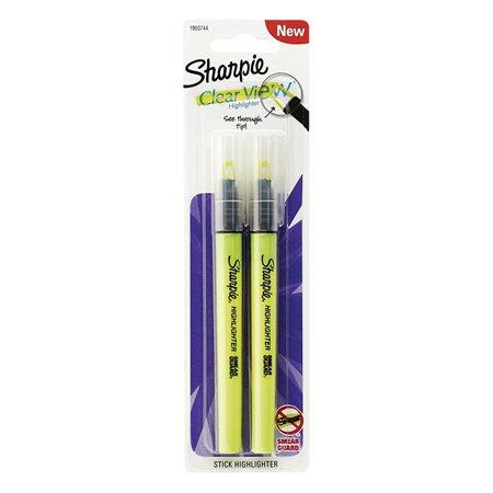 Surligneur crayon Clear View