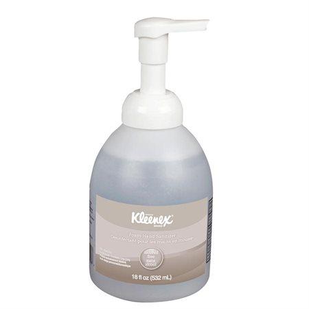 Désinfectant hydratant instantané pour les mains