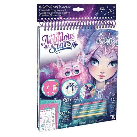 Nebulous Stars Creative Sketchbook (Nebulia)
