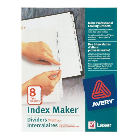 Index Maker® Dividers