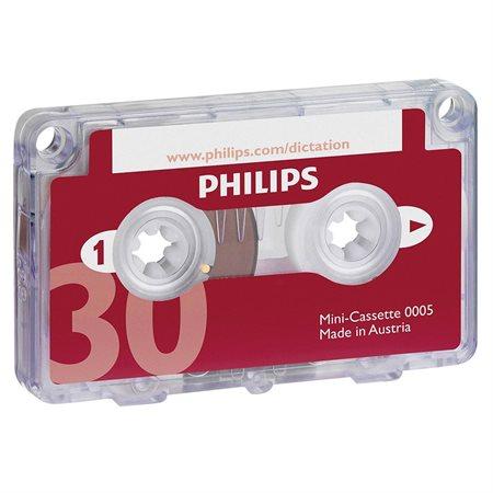 Mini-cassettes