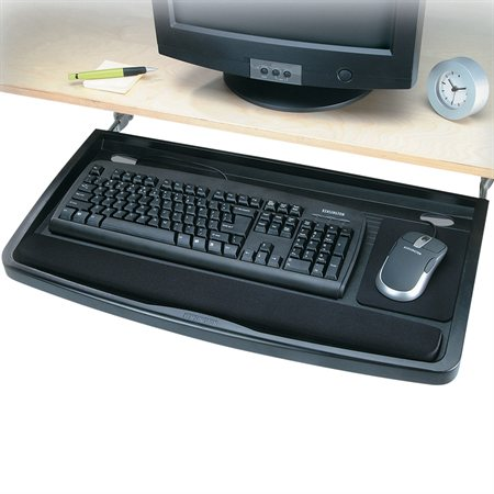 Underdesk Comfort Keyboard Drawer with SmartFit®