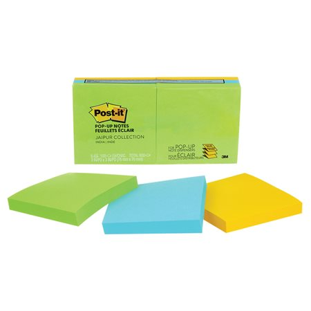 Post-it® Original Notes – Jaipur Collection