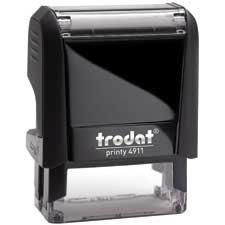 Timbre grand format auto-encreur Original Printy 4.0 4911