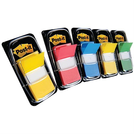 Languettes Post-it® en paquet prime