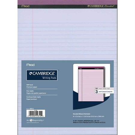 Bloc-notes de bureau Cambridge®