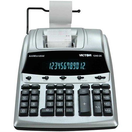 Calculatrice à imprimante 1240-3A
