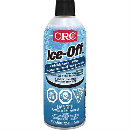 Dégivreur en aerosol pour par-brise Ice-Off ™