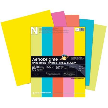 Astrobrights® Cardstock
